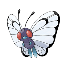 Butterfree imagen