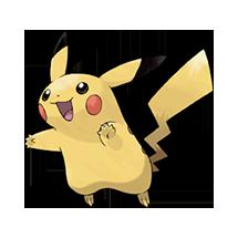 Pikachu imagen