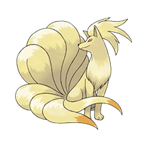 Ninetales imagen