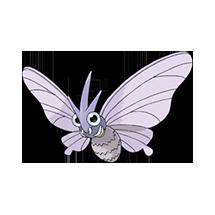 Venomoth imagen