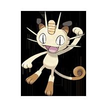 Meowth imagen