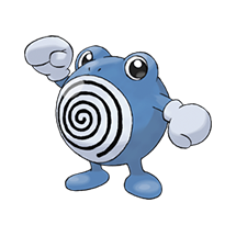 Poliwhirl imagen