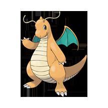 Dragonite imagen